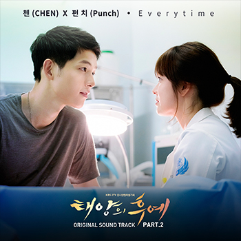 Everytime (Ost.Descendants of the sun) - CHENXPunch